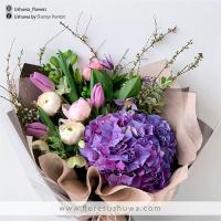 Ushuwa Flowers | Shamyr Pontón