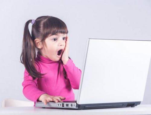 ¿Sabe a qué se expone su hijo mientras está en Internet?